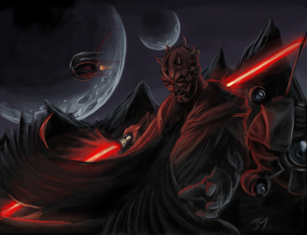 Darth Maul – Force